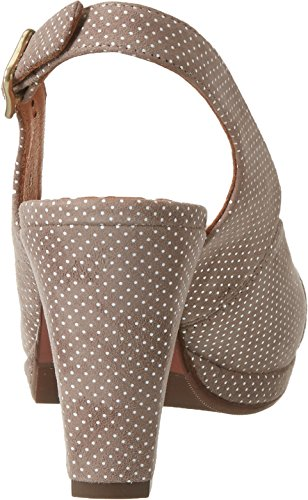 Chie Mihara Ouvert Taupe Beige Femme Bout Sandales punti Sharpei fOqfR