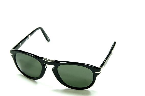 Gafas de Sol Persol PO0714 FOLDING BLACK - CRYSTAL GREEN ...