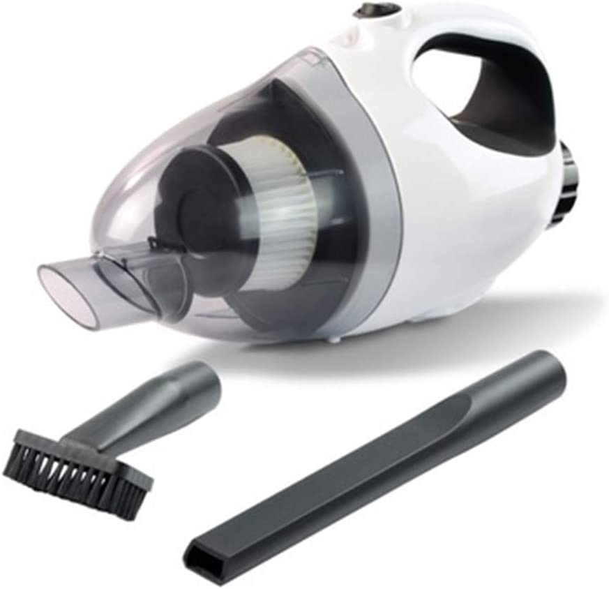 Aspirador Wireless Recargable, Aspiradora Portátil,3000PA 7.4V 60W Aspirador Potente Ciclón, Húmedo Y Seco, Adecuado para Uso Doméstico Y Mascotas