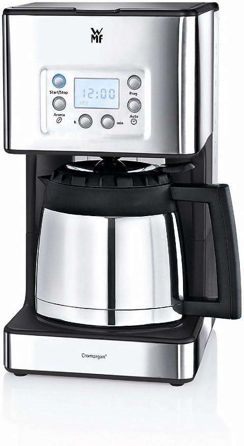 WMF 0412050021 Skyline Aroma - Cafetera de goteo con jarra térmica ...
