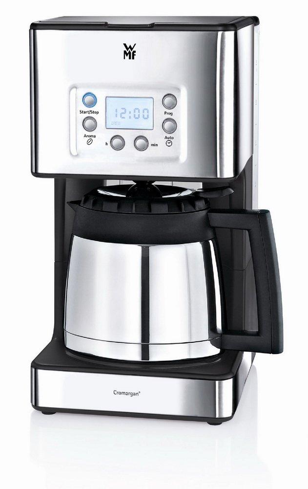 WMF 0412050021 Skyline Aroma - Cafetera de goteo con jarra térmica