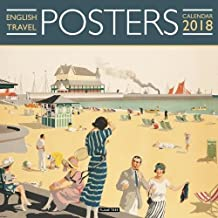English Travel Posters Wall Calendar 2018 (Art Calendar)