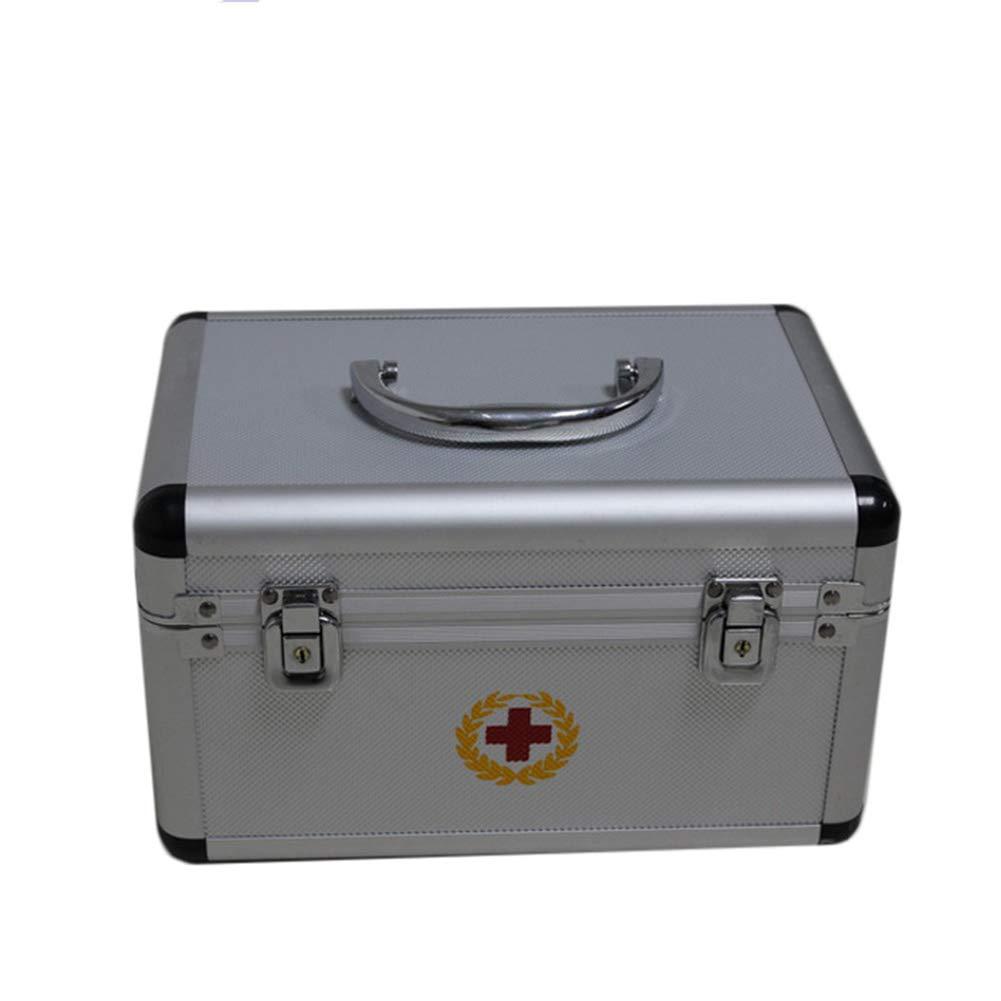 LIULINAN Erste-Hilfe-Set, Eva-Erste-Hilfe-Set, Tragbare Pillenbox, Tragbares Gerät Für Notfallüberleben, Erste-Hilfe-Set Für Das Gesundheitswesen,