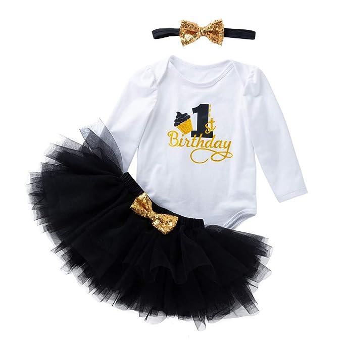 Neugeborenes Baby Set Mädchen Kleid Stirnband Set Tütü Kostüm Fotoshooting