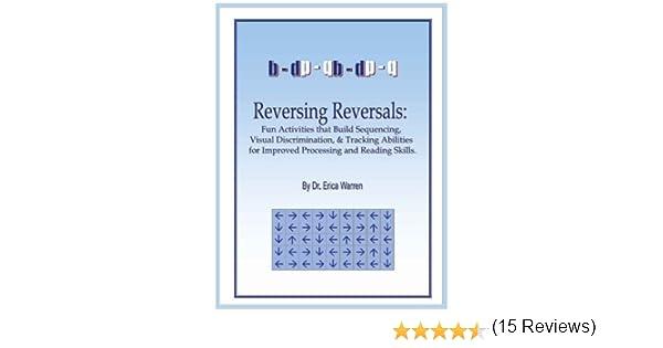 Reversing Reversals: Fun Activities that Build Sequencing, Visual ...