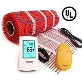 Underfloor radiant heating mat 120V 20sqft