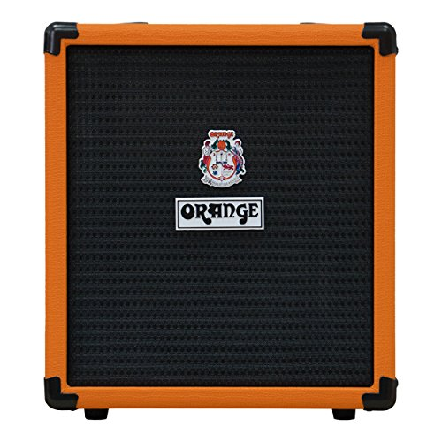 Crush Amp Guitar Orange (Orange Crush Bass 25 watt Bass Guitar Amp Combo, Orange)