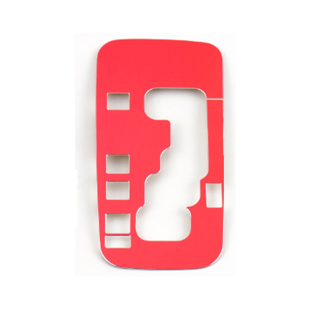 Odster Interior Car-Styling-Gangschaltung-Kasten-Dekor-Abdeckung Trim-Aufkleber f/¨/¹r Jeep Wrangler Rubicon JK 2011-16 Autozubeh?r LHD /¨/¹ber