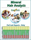 Good State | Mineral Hair Analysis | Identify Mineral Deficiencies | Determine Imbalances & Metabolic Rate | Includes Test Sample Collection Kit & Pre-paid Sample Return Label | Full Lab Reports Only