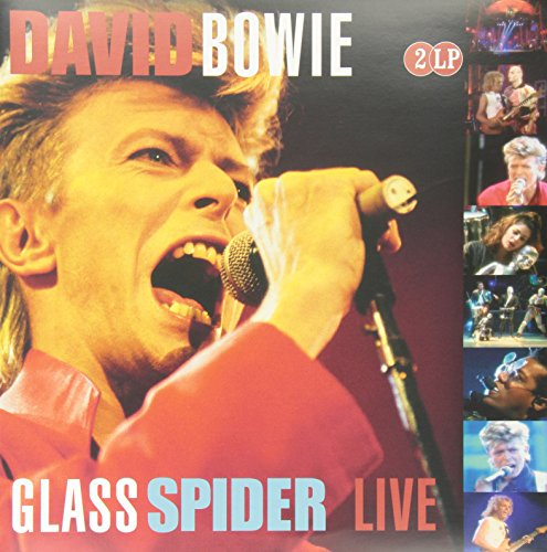 David Bowie - Glass Spider Live [vinyl] - Zortam Music