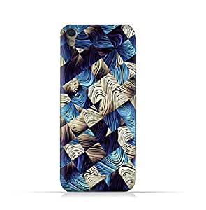 Infinix Smart X5010 TPU Silicone Protective Case with Digital Art Abstract Pattern Design
