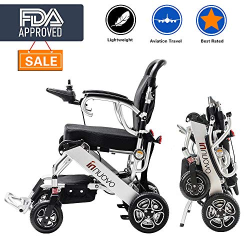 Innuovo Electric Power Wheelchair