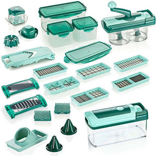 Genius Nicer Dicer Fusion Julietti (34 pieces)