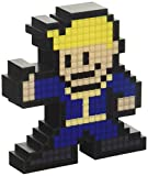 PDP Pixel Pals Fallout 4 Vault Boy Collectible Lighted Figure, 878-021-NA-VLT-NB