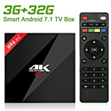 Update Version NewPal H96Pro+ Plus 3G DDR 32G EMMC 4K TV BOX with netflix Amologic 8 core 64 bit CPU 2.4G/5G WIFi 2017 tv box media player