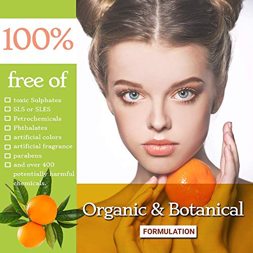 51sMG%2BiY0gL - Vitamin C Serum for Face | With Hyaluronic Acid, Retinol, & Vitamin E | Natural Anti Aging & Wrinkle Facial Serum, Best Vitamin C Serum for your Skin (PH 5.5 for all skin types)