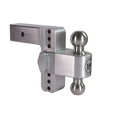 180 Hitch by Weigh Safe: 6-inch (2.5″ Shaft) - TB6-2.5