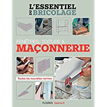 Fenêtres, toitures & maçonnerie (L'essentiel du bricolage) (French Edition)