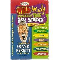 Wild & Wacky, Totally True Bible Stories Mixed Prepack