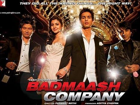 badmash company desktop