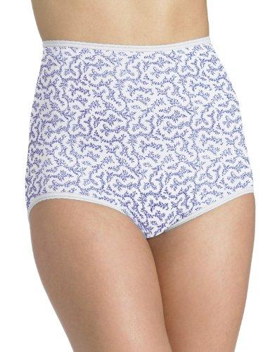 Bali Women's 3-Pack Skimp Skamp Brief Panties, 2 Nude/1 Black, Size ()