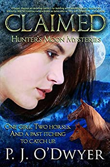 Claimed (Hunter's Moon Series Book 1) by [P.J. O'Dwyer]