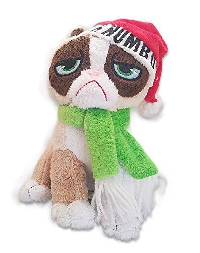 Astarstore Bah Humbug Grumpy cat Christmas 7