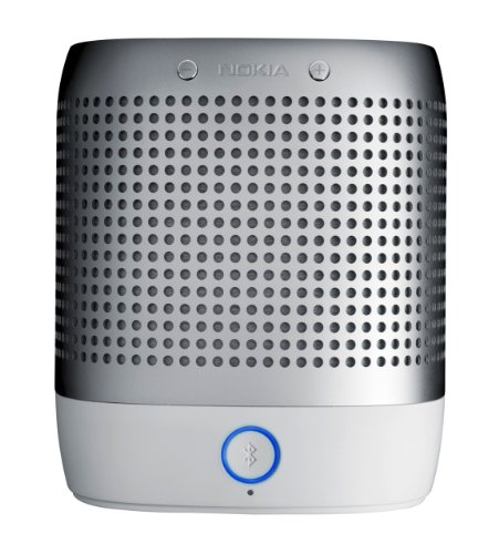 Nokia Play 360 Bluetooth Speaker -White