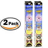 Gardus SootEater RCH205-B Rotary Chimney Cleaning System 2 Pack