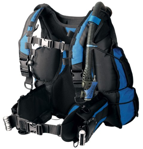 Cressi Air Travel BCD, Scuba Diving BC