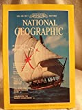 RARE NATIONAL GEOGRAPHIC MAGAZINE July 1982 Sindbad Carrara Ivory Coast Old MAYA