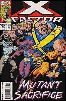 Image result for x-factor vol. 1 no. 94