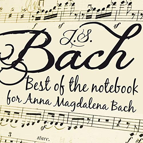 Notebook for Anna Magadalena Bach: Solo per il cembalo in E-Flat Major, BWV Anh. 129