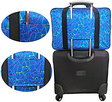 kebyy Large Capacity Light Travel Sewing Machine Bag Carrying Case Accessories with Pockets and Handles