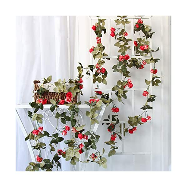 Flojery-2PCS1082FT-Artificial-Rose-Flowers-Fake-Flower-Garland-Ivy-Vine-Green-Leaves-Home-Wedding-Garden-Party-Floral-Decor