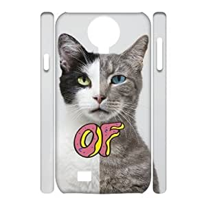 DIY Phone Case with Hard Shell Protection for SamSung Galaxy S4 I9500 3D case with Odd Future lxa#220156