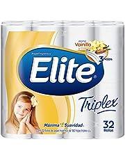 Elite Triplex Papel Higiénico Triple Hoja 32 Rollos