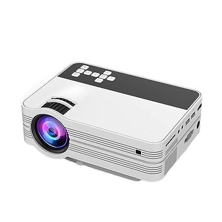 LF stores-Retroproyectores Mini Proyector de teléfono inalámbrico ...