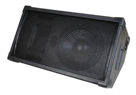 PA/DJ Floor Monitor Speaker, 10 by MCM