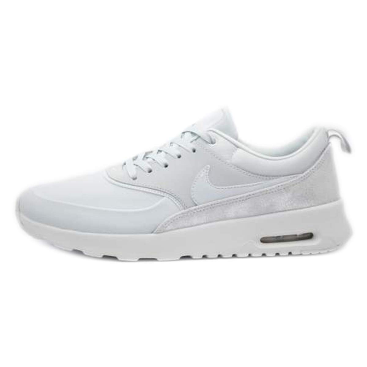more photos fcaf2 38959 Galleon - NIKE Women s Air Max Thea PRM Pure Platinum Pure Platinum Running  Shoe 6.5 Women US