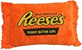Reeses Peanut Butter Cups Embroidered Plush Pillow