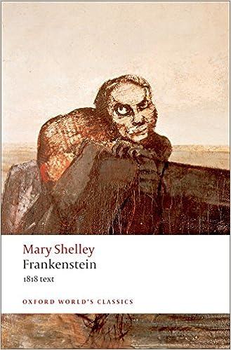 Frankenstein Oxford Pdf