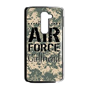 Canting_Good Camo Proud Air Force Custom Case for LG G2