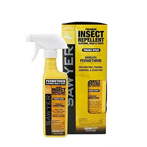 Sawyer Products Premium Permethrin Clothing Insect Repellent Review