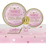 Twinkle Twinkle Little Star Pink Party Pack 16