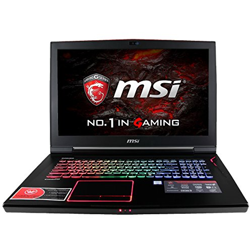 "Photo - CUK MSI GT73VR Titan 4K Gamer VR Ready Laptop (Intel Core i7-6820HK, 32GB RAM, 256GB SSD + 1TB HDD, NVIDIA GTX 1070 8GB, 17.3"" UHD, Windows 10) - 2016 Oculus Rift Compatible Gaming Notebook Computer"