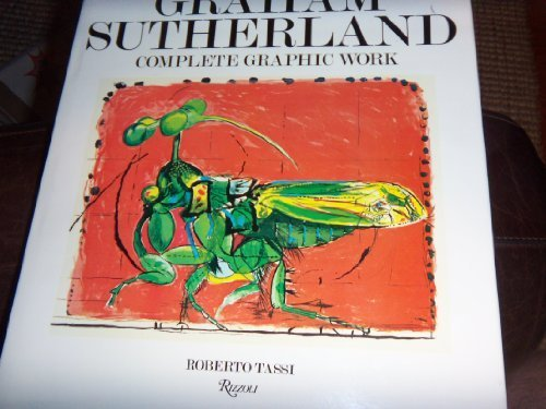 Graham Sutherland  Complete Graphic Work By Graham Vivian Sutherland  1979 04 03