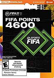FIFA 21 Ultimate Team FIFA Points 4600 - PC [Online Game Code]