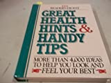 Great Health Hints and Handy Tips, Alma E. Guinness, 0788166158