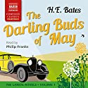 The Darling Buds of May : The Larkin Novels, Volume 1 Audiobook by H. E. Bates Narrated by Philip Franks
